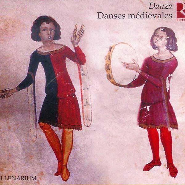 Éva Fogelgesang - Artiste musicienne - Danza