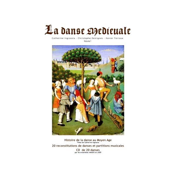 Éva Fogelgesang - Artiste musicienne - La danse médiévale -Vol. 1