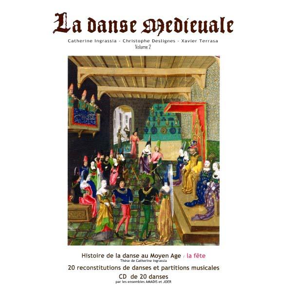 Éva Fogelgesang - Artiste musicienne - La danse médiévale -Vol. 2